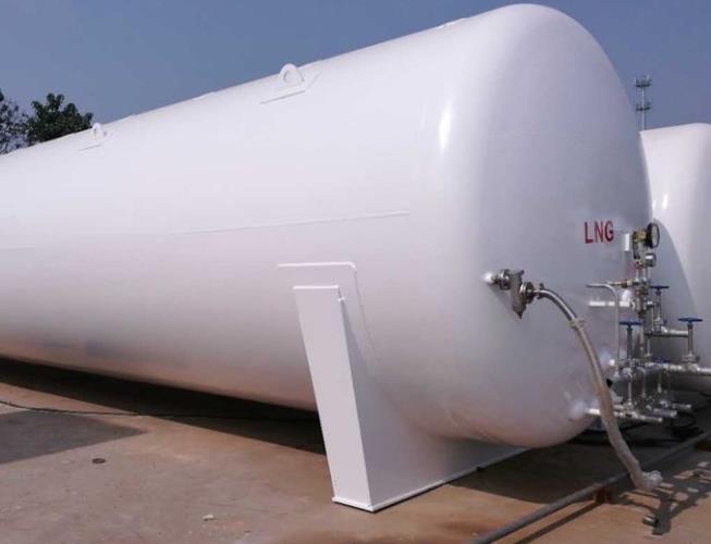 陕西LNG储罐