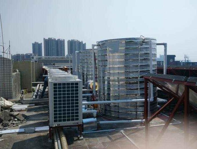 陕西热水工程